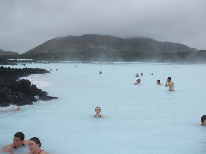 Bucket List #83: Plunging into Iceland's Blue Lagoon