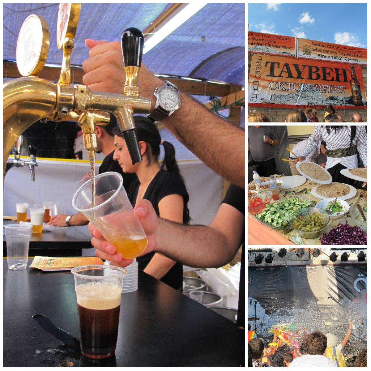 Taybeh Palestinian Oktoberfest