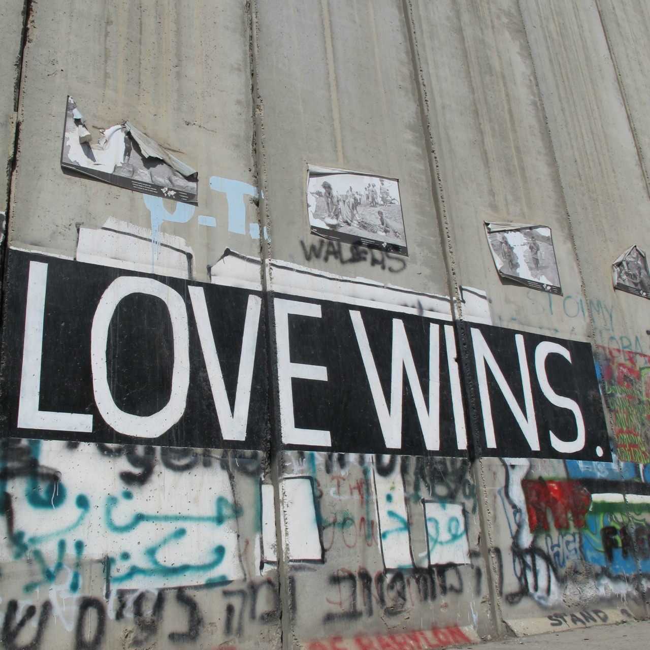 Separation Barrier Israel Palestine