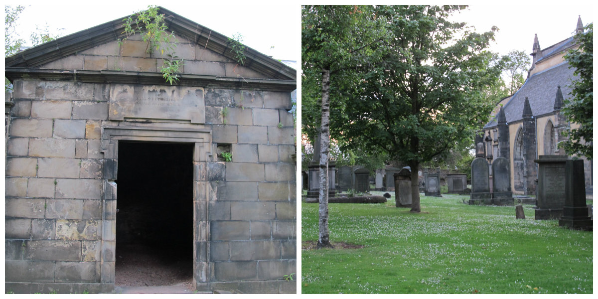 City of the Dead Tour, Edinburgh