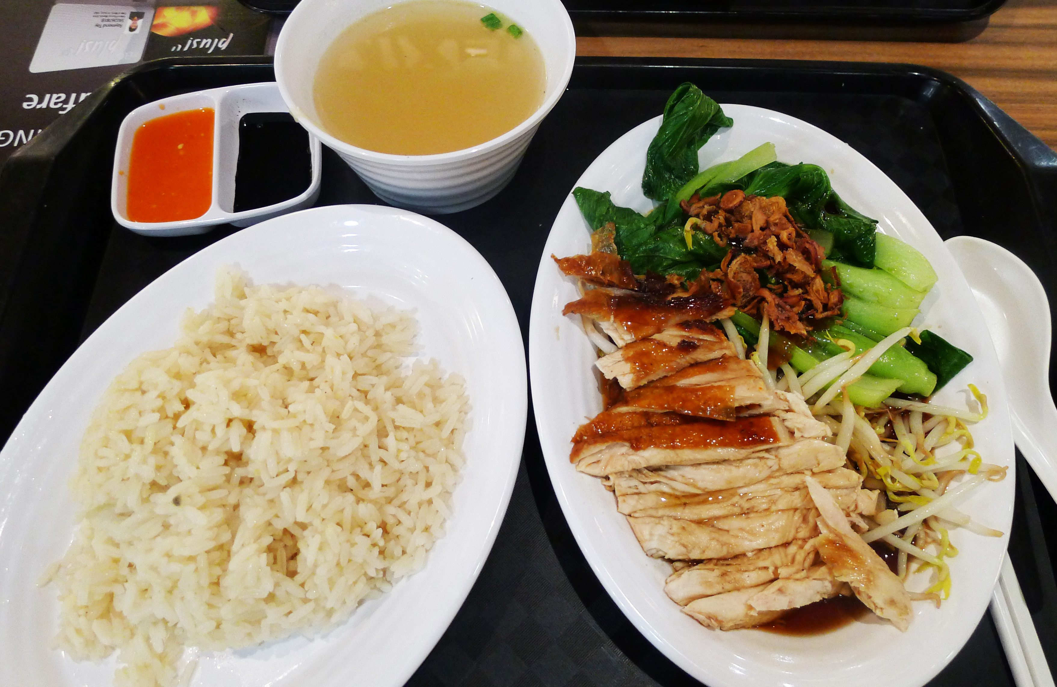 Hainanese Chicken Rice: What Makes Singapore's National ...