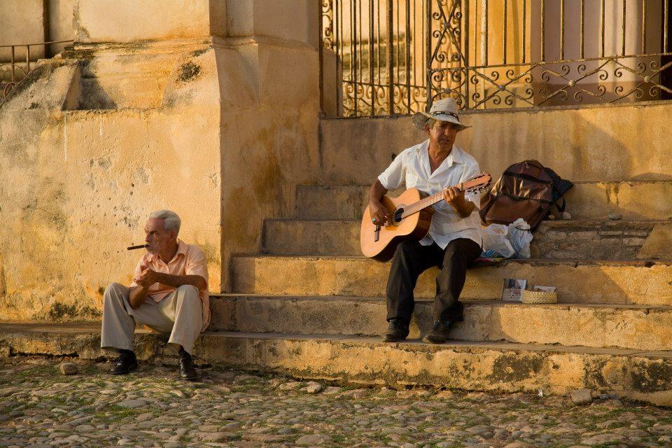 Trinidad, Cuba by Scott Wilson Departures