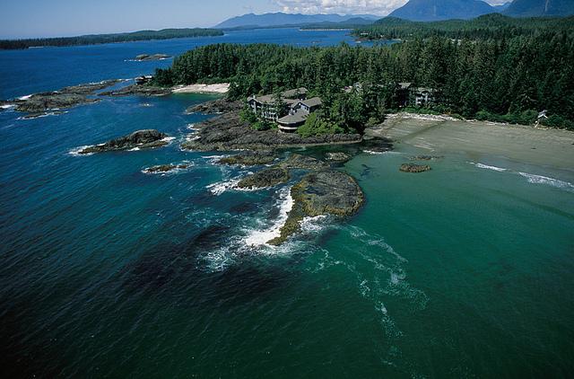 Wickanninish Inn Vancouver Island