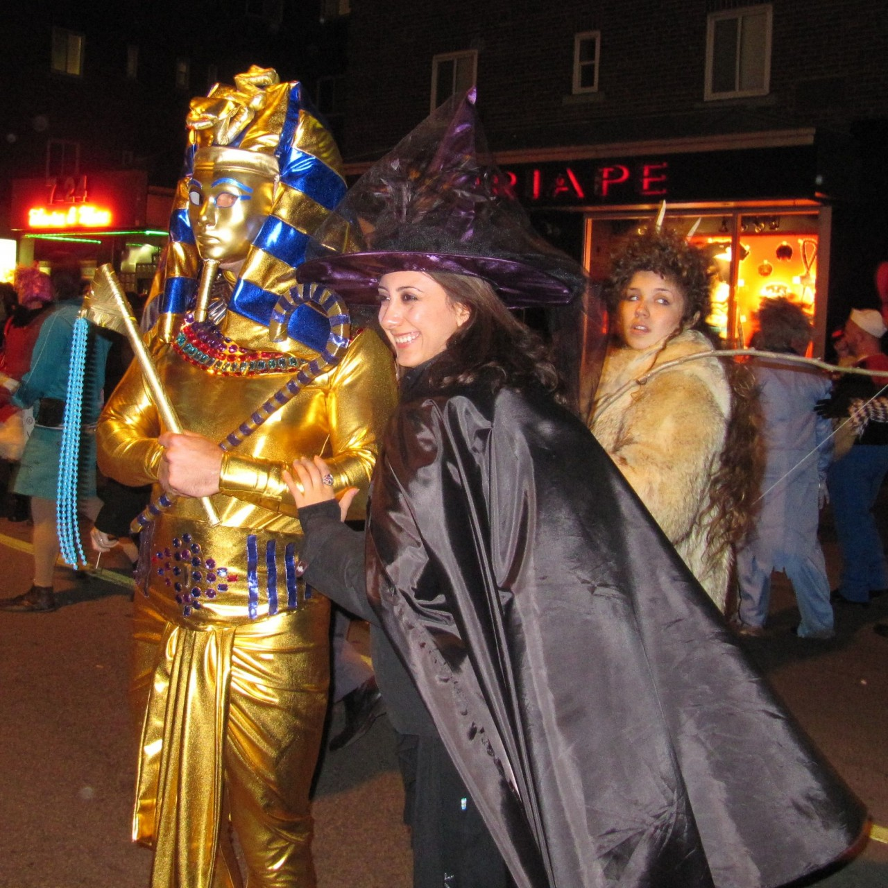 Halloween on Church Street