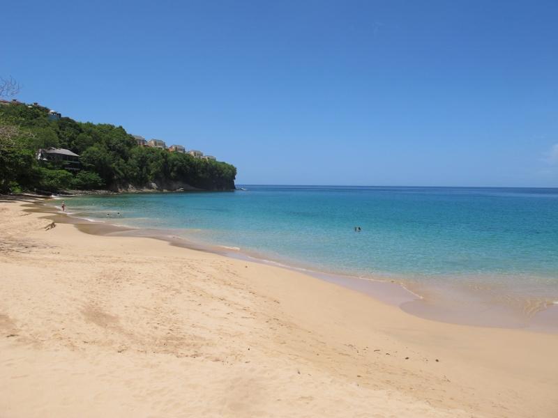 Sandals St. Lucia beach