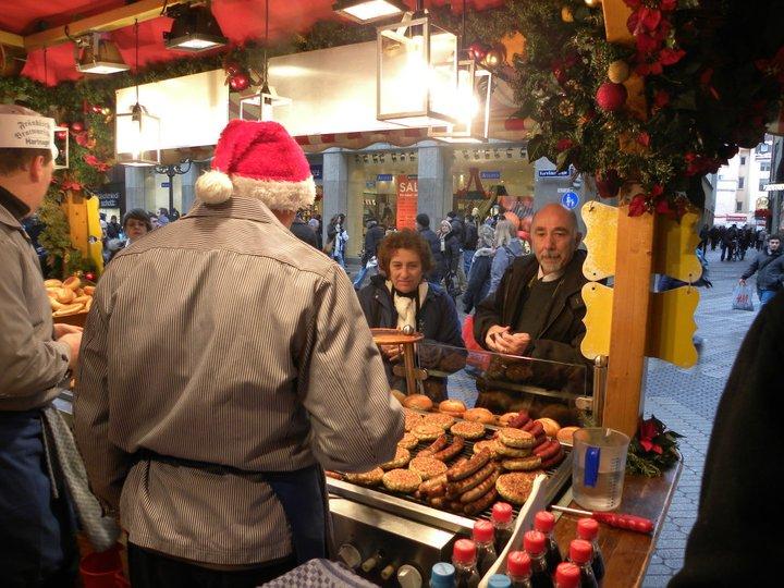 Nuremberg Sausage