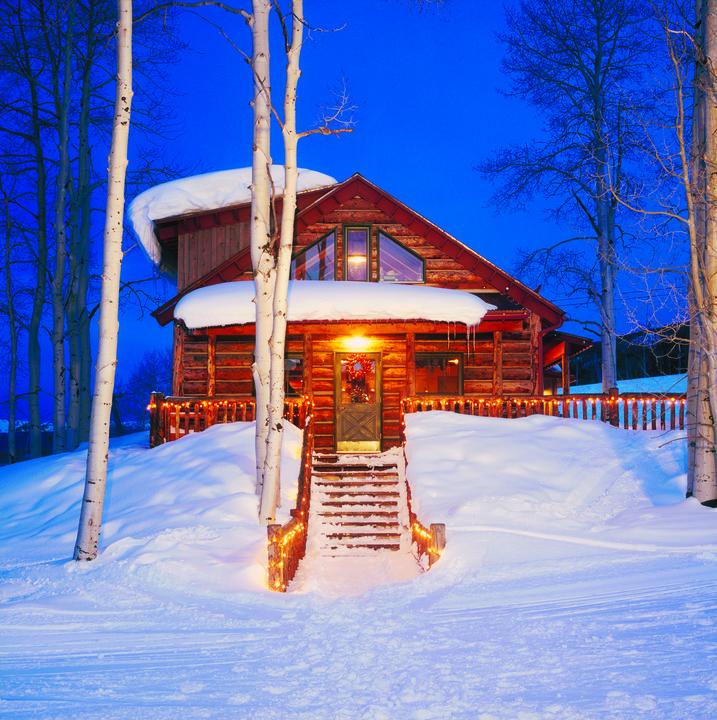 Four mountain top restaurants for your next ski vacation for Cabine colorado aspen