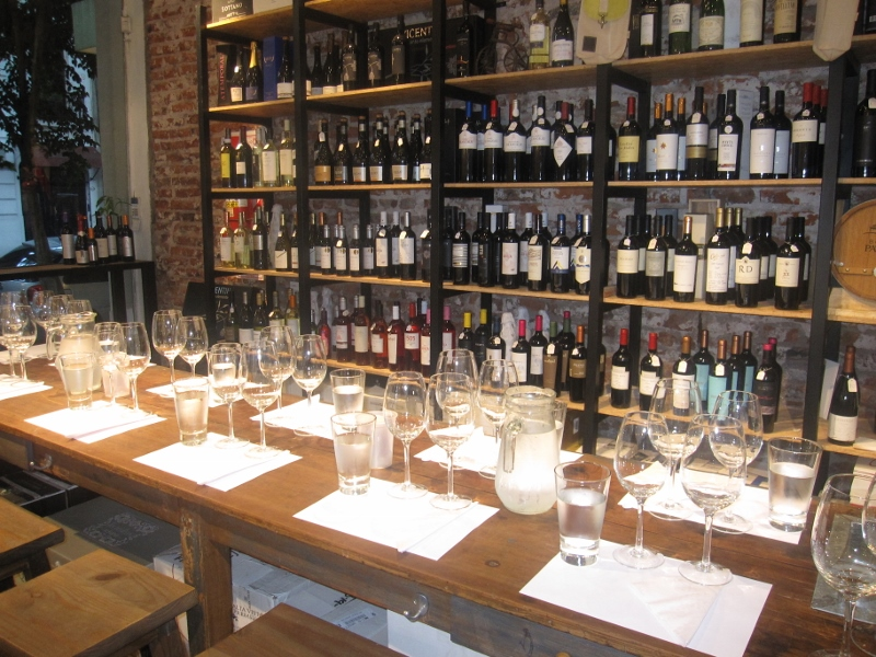 Wine tasting in Buenos Aires