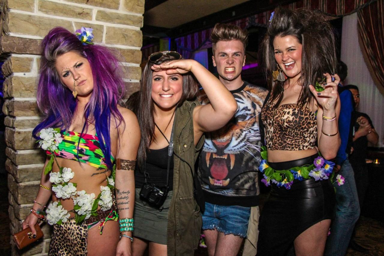 Jasper Pride party