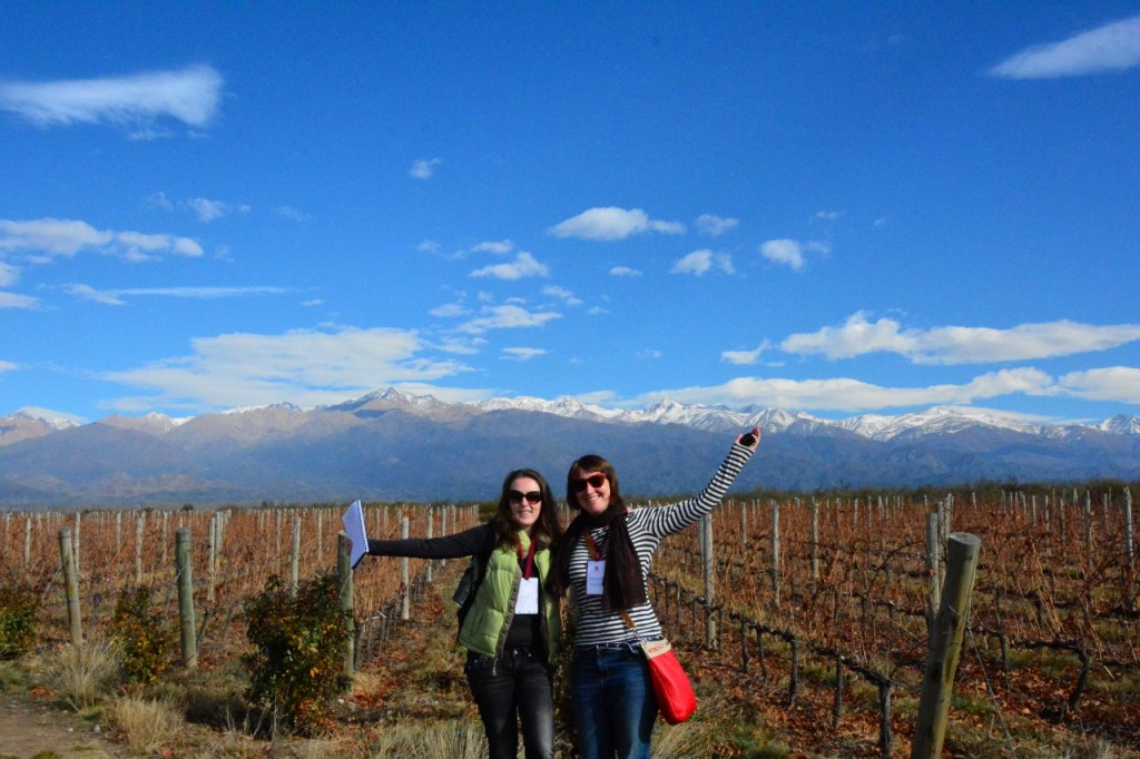 Wine tour in Mendoza, Argentina