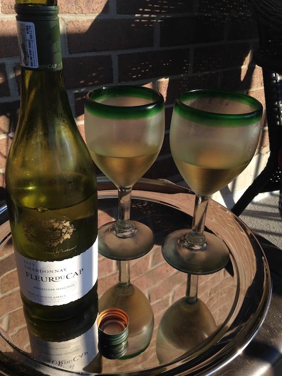Fleur Du Cap, 2012 Chardonnay