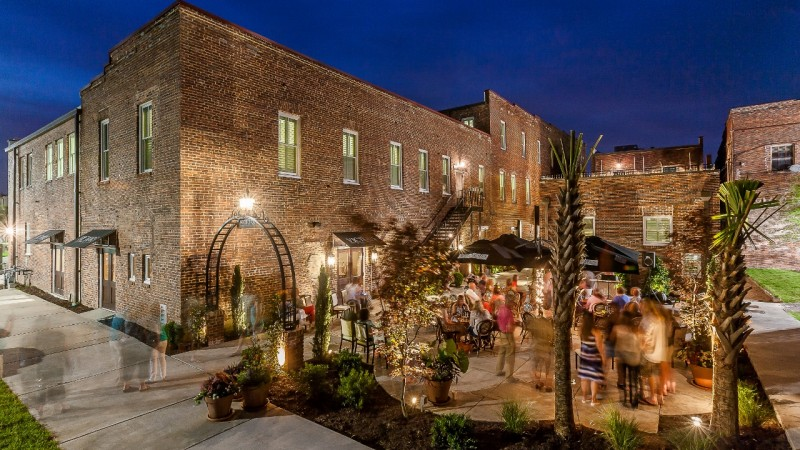 Victor's Patio in Florence, South Carolina