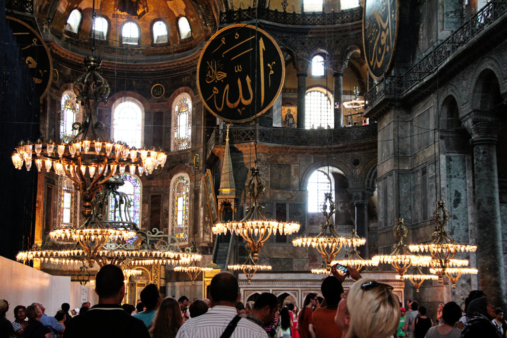 hagia sophia essay Basilicas were used for commerce, as public meeting places and for courts of law the hagia sophia was built as the byzantine emperor, justinian's personal.