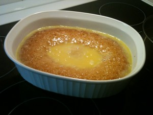 Malva Pudding for Braai Day