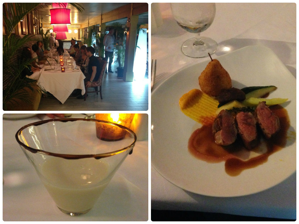 Sandals Resorts French dining