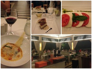 Sandals Discovery Dining at Cucina Romana
