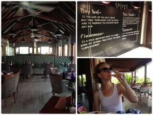 Sandals Discovery Dining at Spices Restaurant at Sandals LaSource