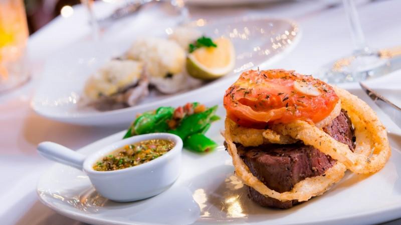 Sandals Resorts steakhouse