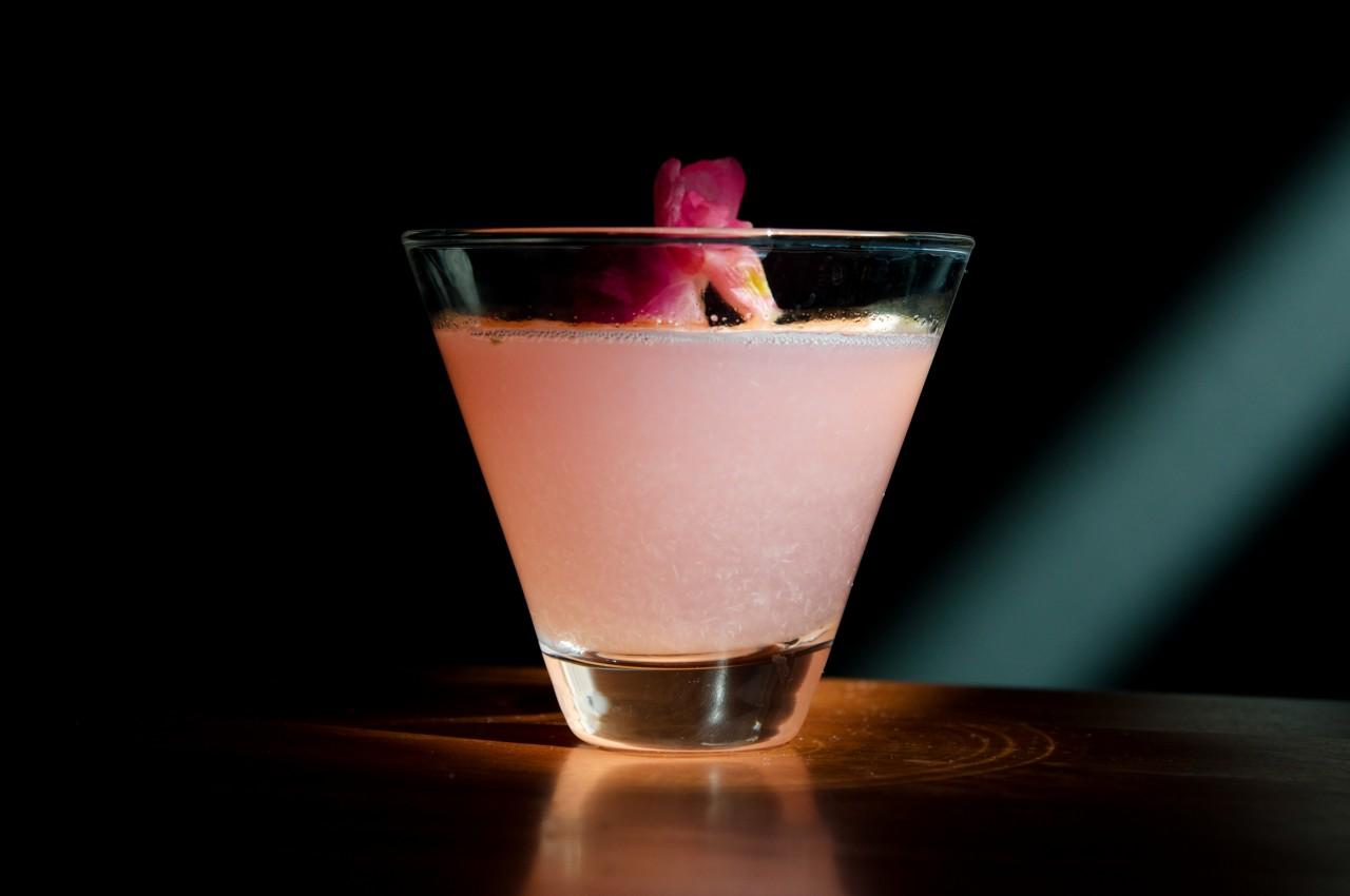 Shibui Cocktail  - Pink Blossom