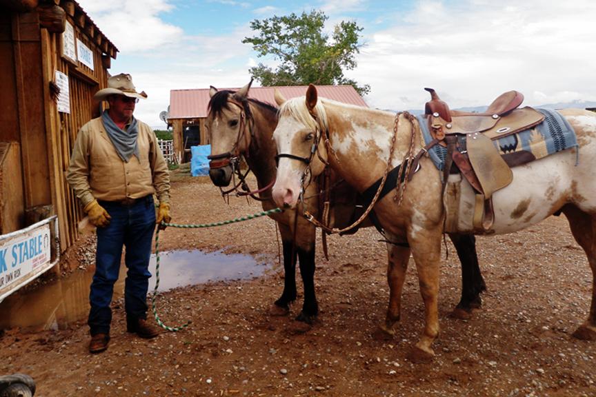Cowboys in Grand Junction, Colorado