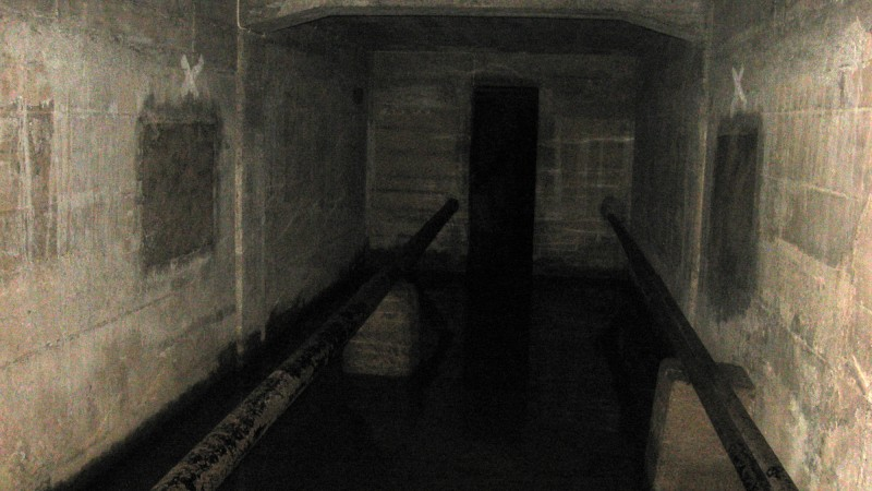 Basement of Lawang Sewu