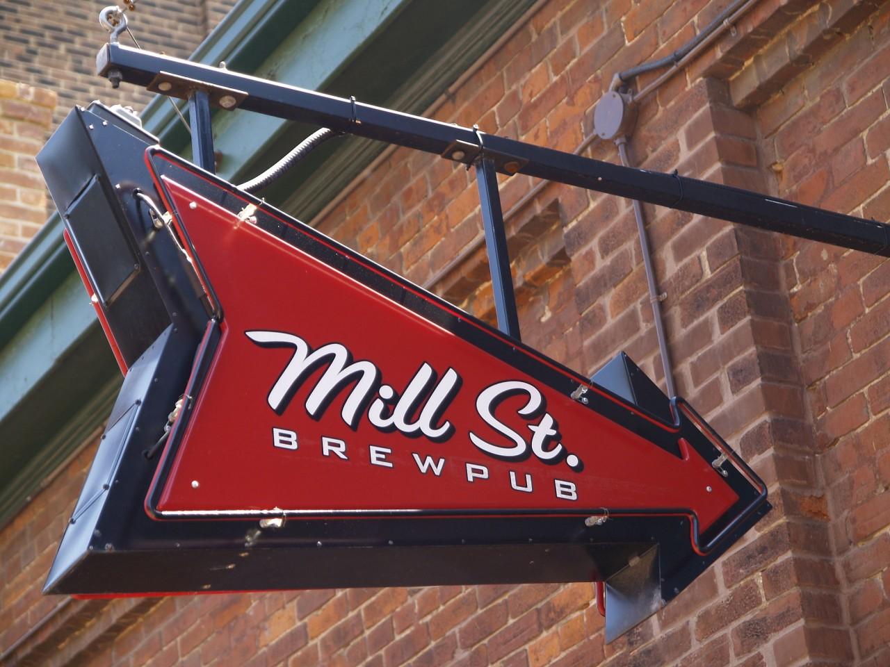 Mill Street Brewery Toronto