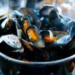 Moules frites (Courtesy of Wikimedia Commons)