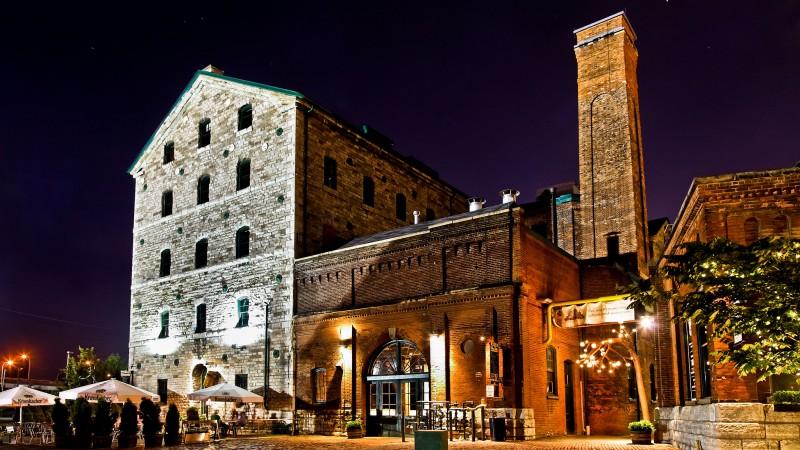Stonehouse Distillery District Toronto