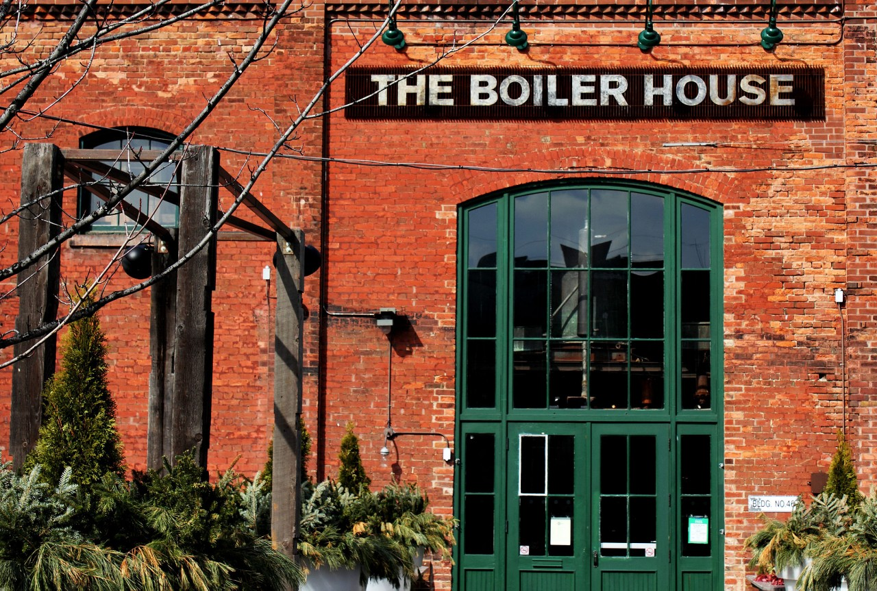 The Boiler House Distillery District Toronto El Catrin