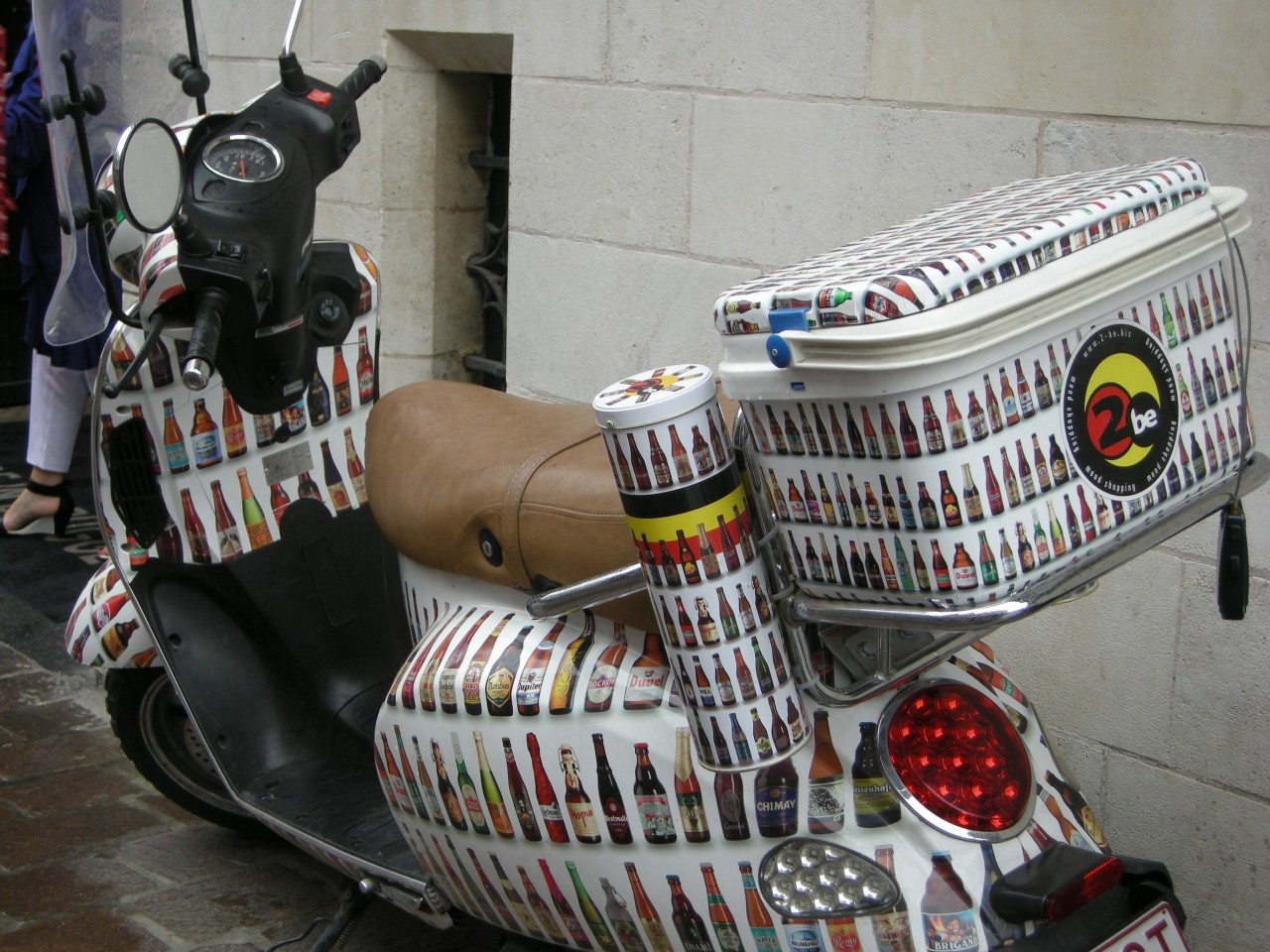 Belgian Beer bike