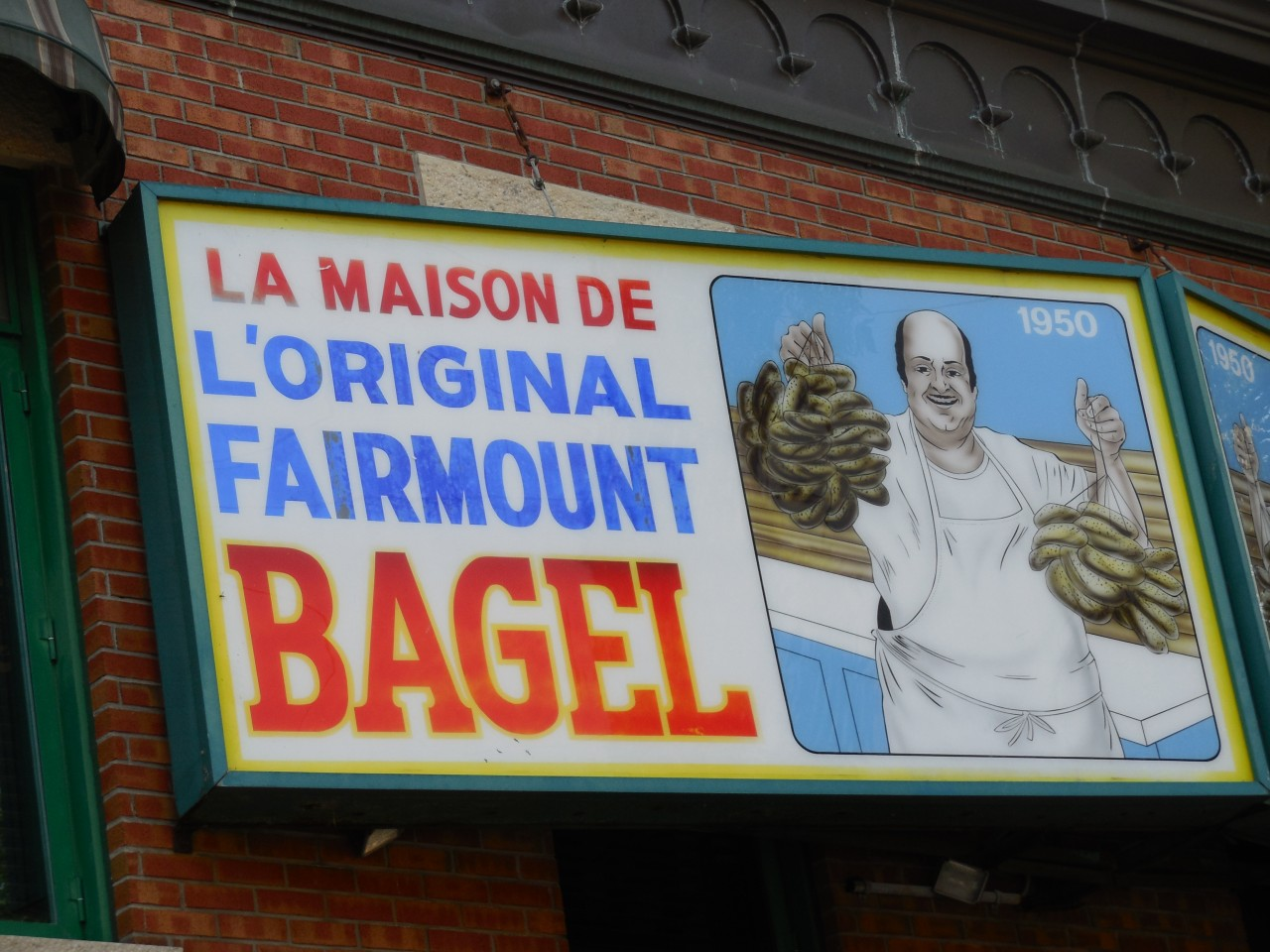 Fairmont Montreal Style Bagels