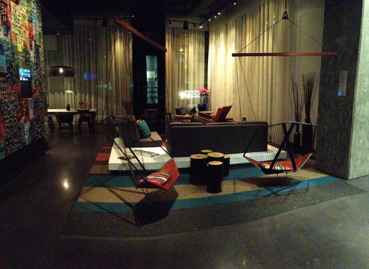 Alt Hotel Montreal >> A Night At Alt Hotel In Downtown Montreal
