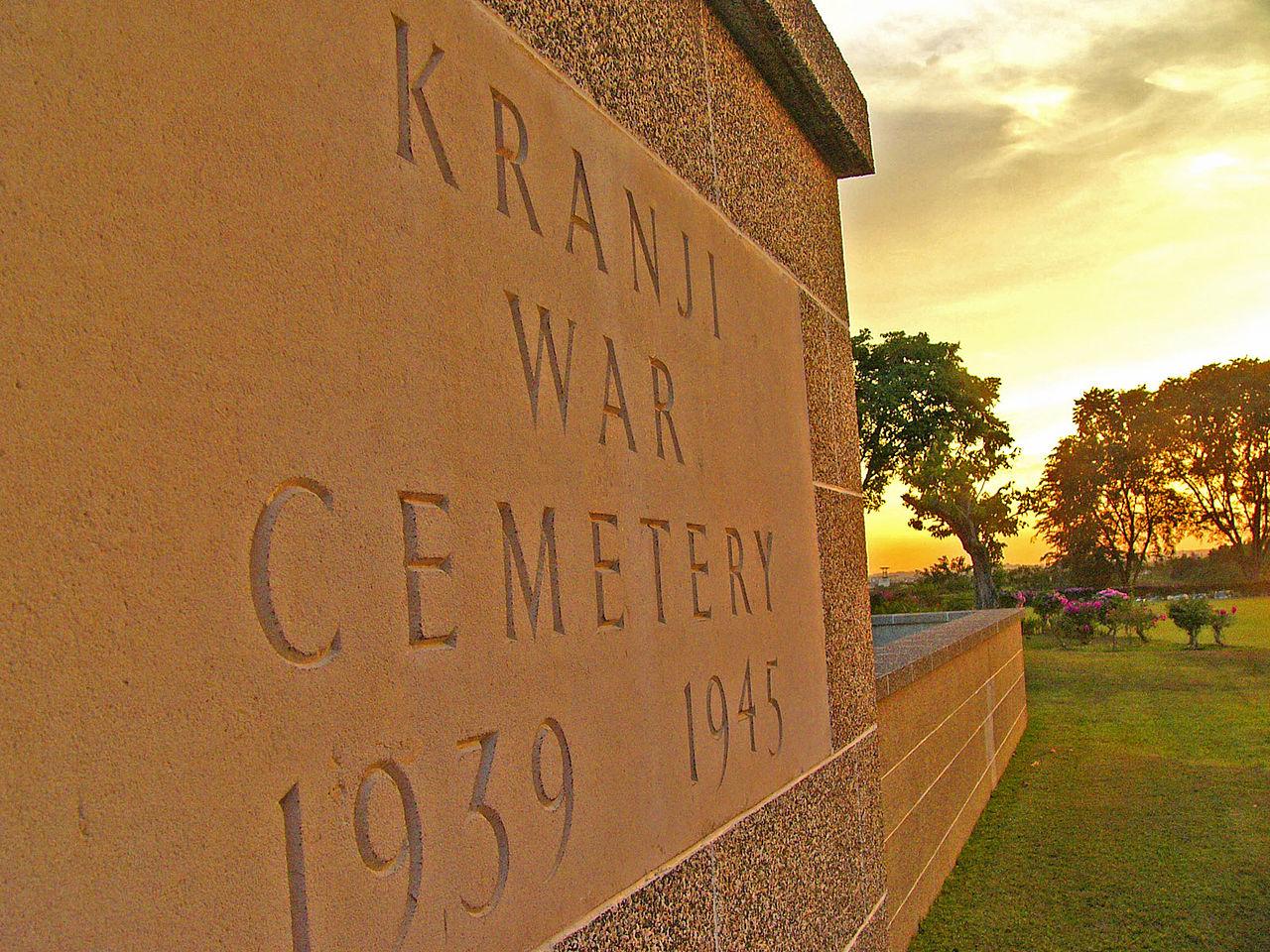 Kranji War Memorial Singapore