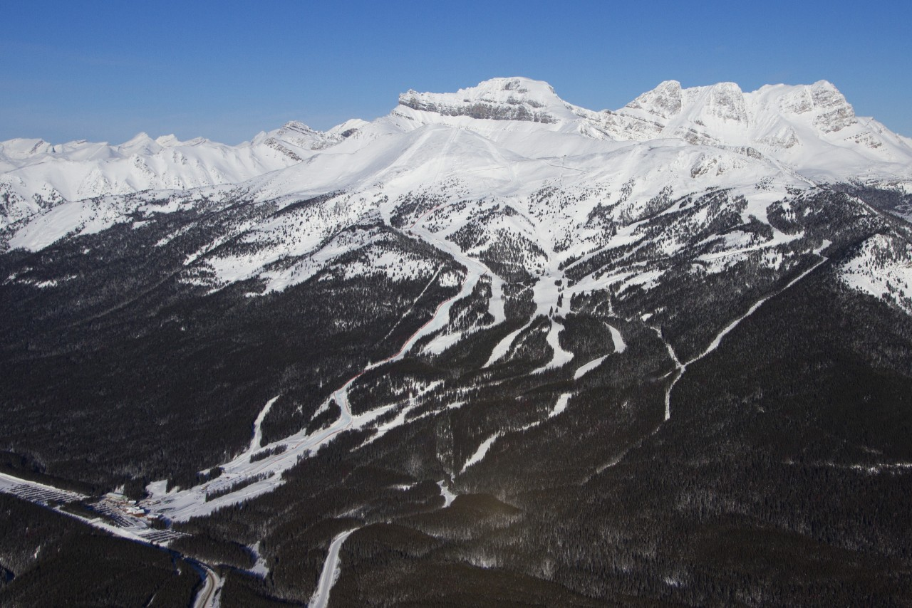 Lake Louise World Cup Course
