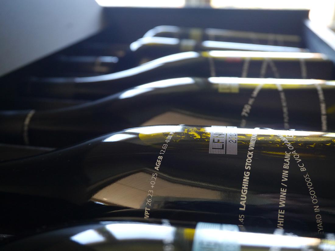Laughing Stock Winery, Okanagan Valley