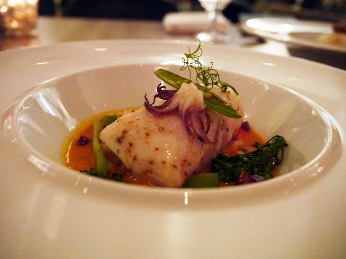 Roasted sablefish - Boulevard Kitchen & Oyster Bar