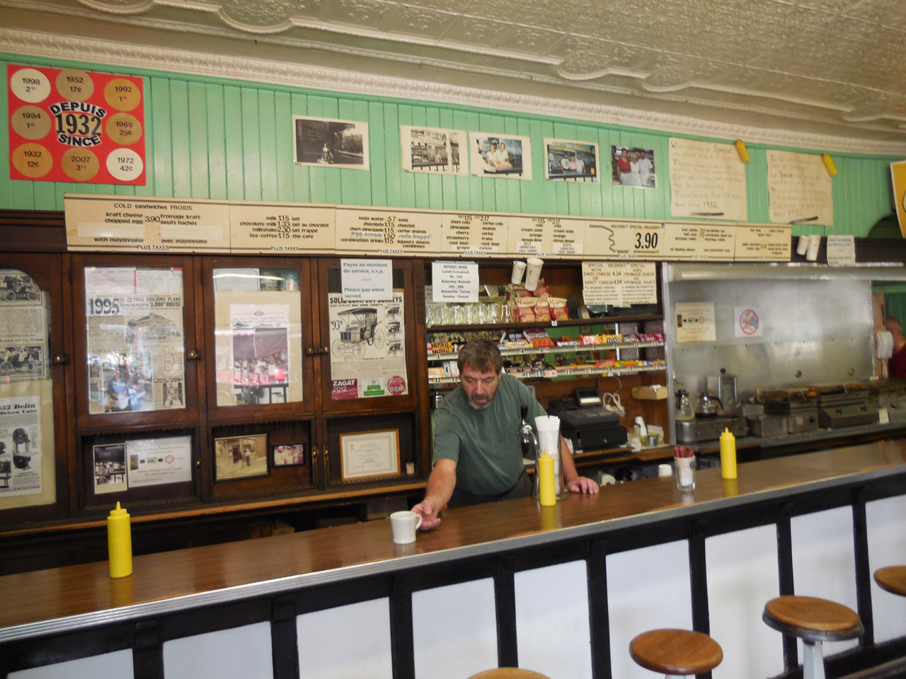 Wilensky's Lunch Counter