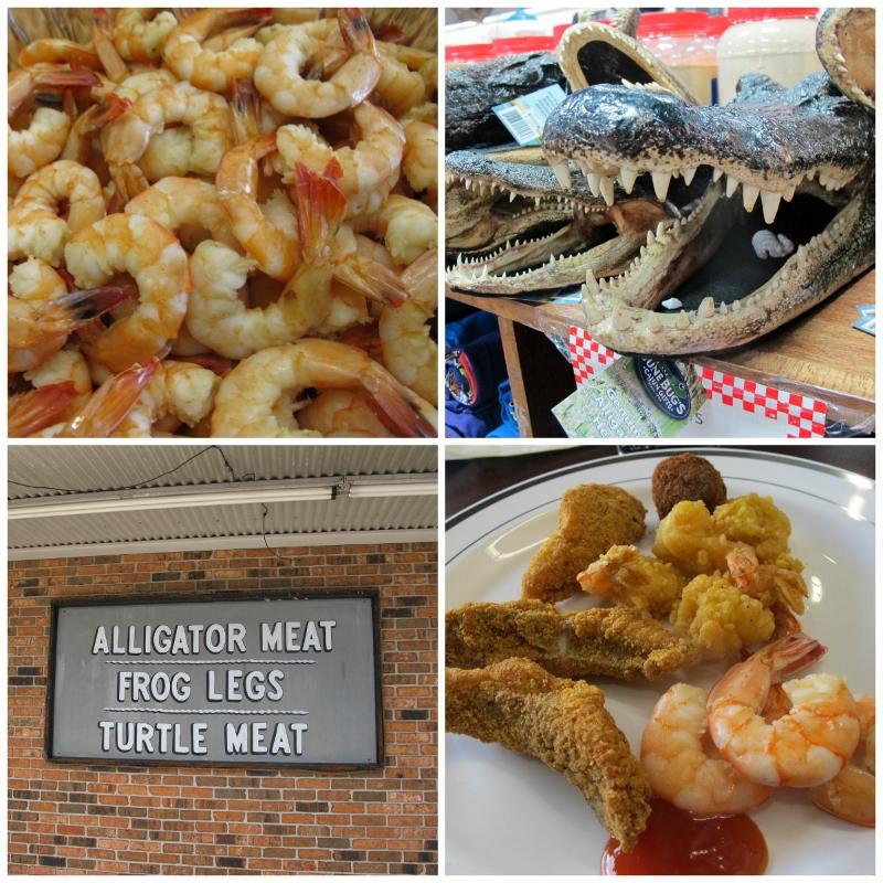 Tony's Seafood Market, Baton Rouge