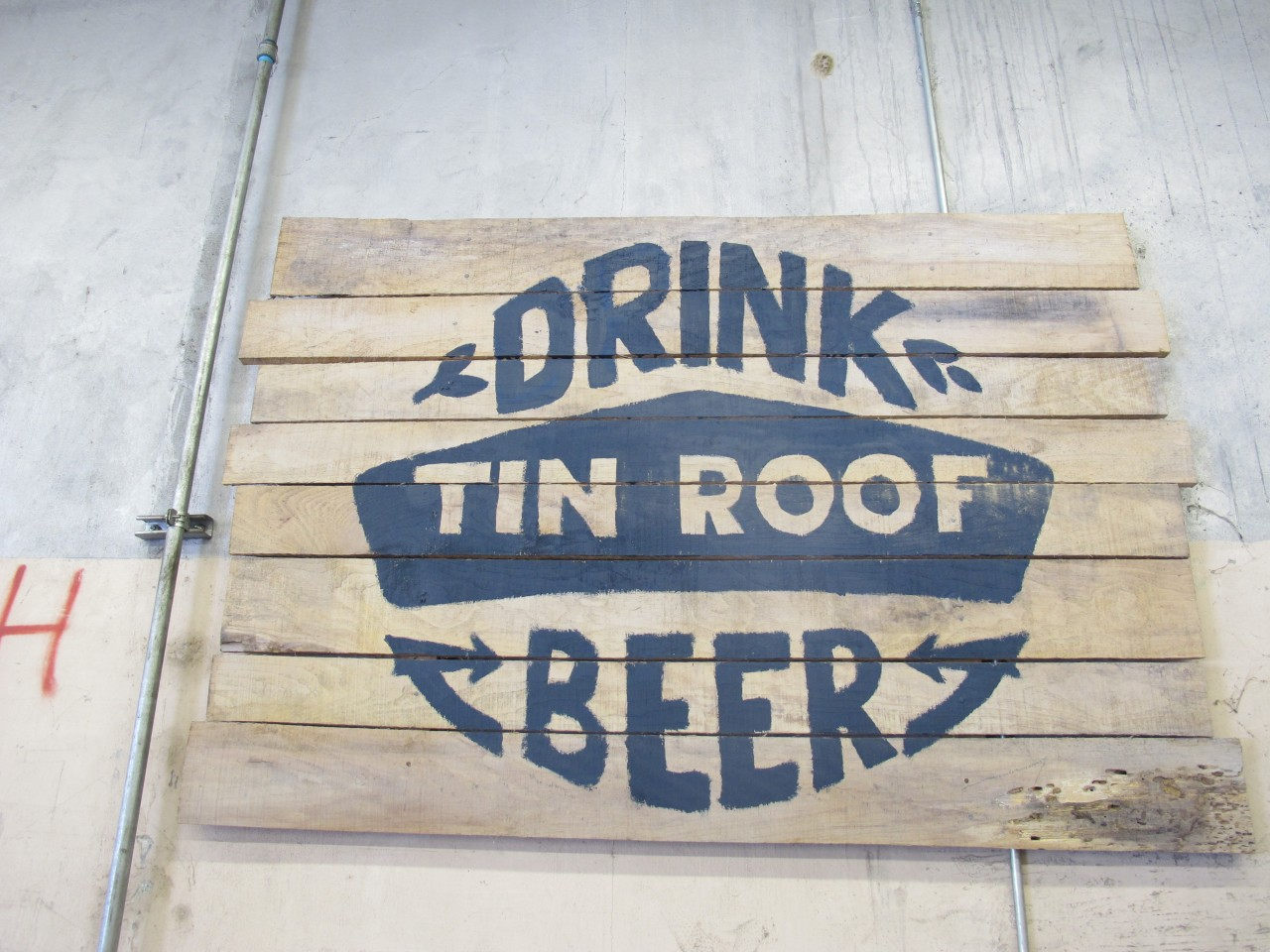 Tin Roof Beer, Baton Rouge