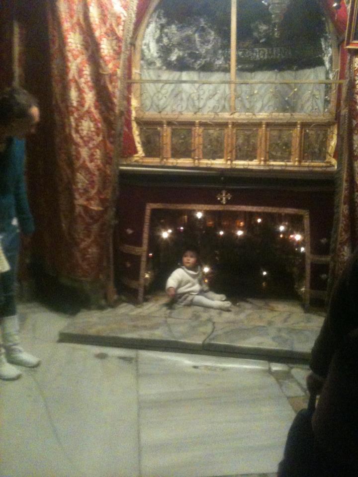 Baby in Bethlehem