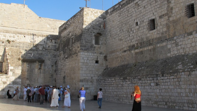 Church of Nativity in Bethlehem