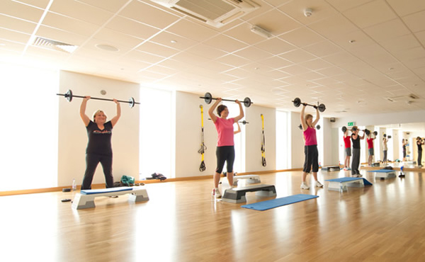 Wickwoods Country Club Fitness Classes