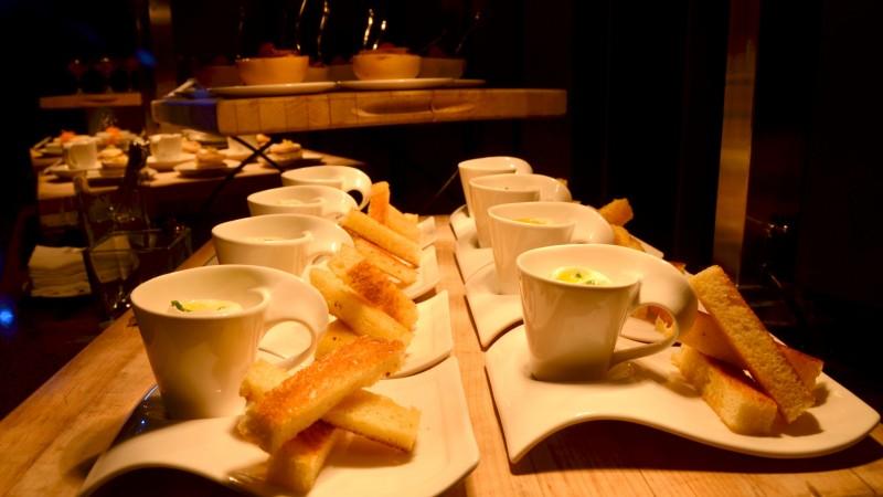 Breakfast at Westin Harbour Castle