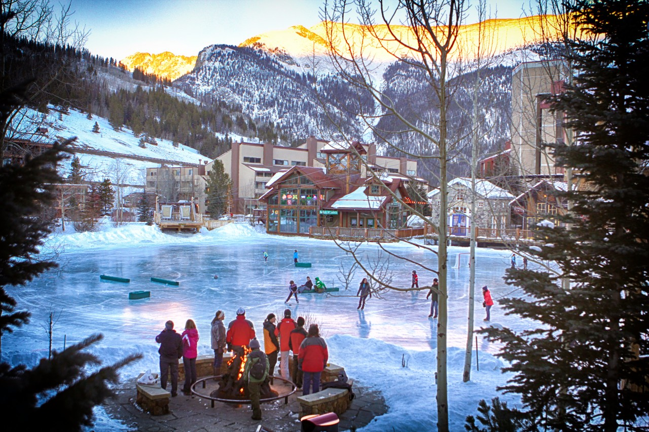 Have you heard about this colorado ski scene eat drink for Copper village