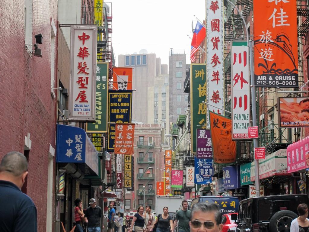 hotels near Chinatown nyc