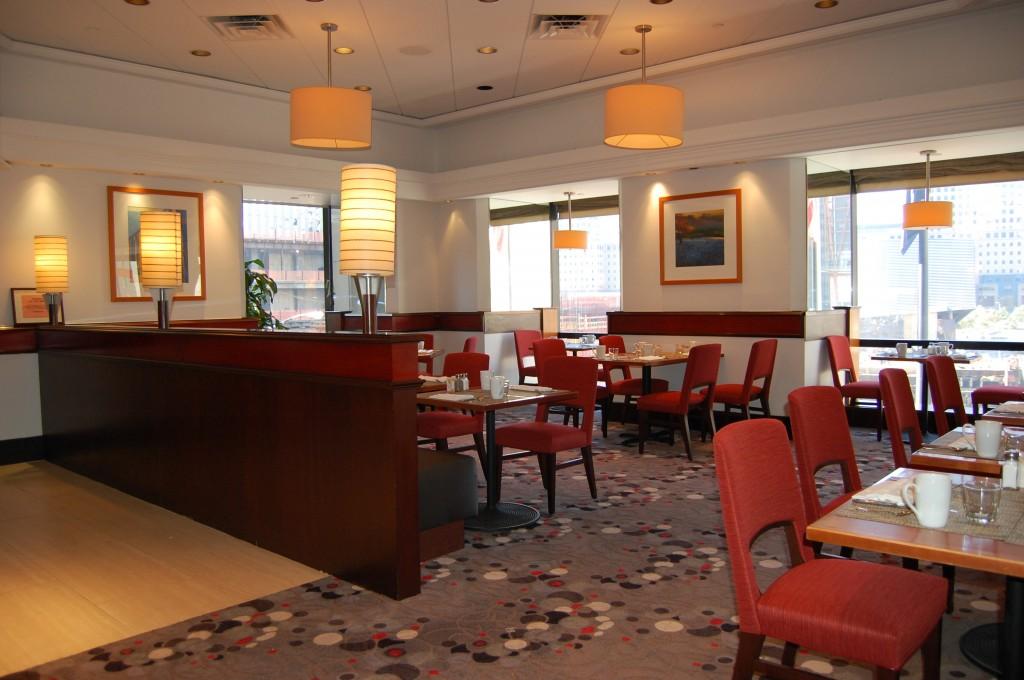 Church & Dey Restaurant- new redesign