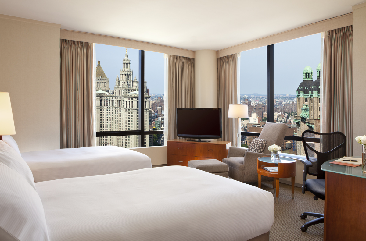 Millenium Hilton New York Junior Suite City View