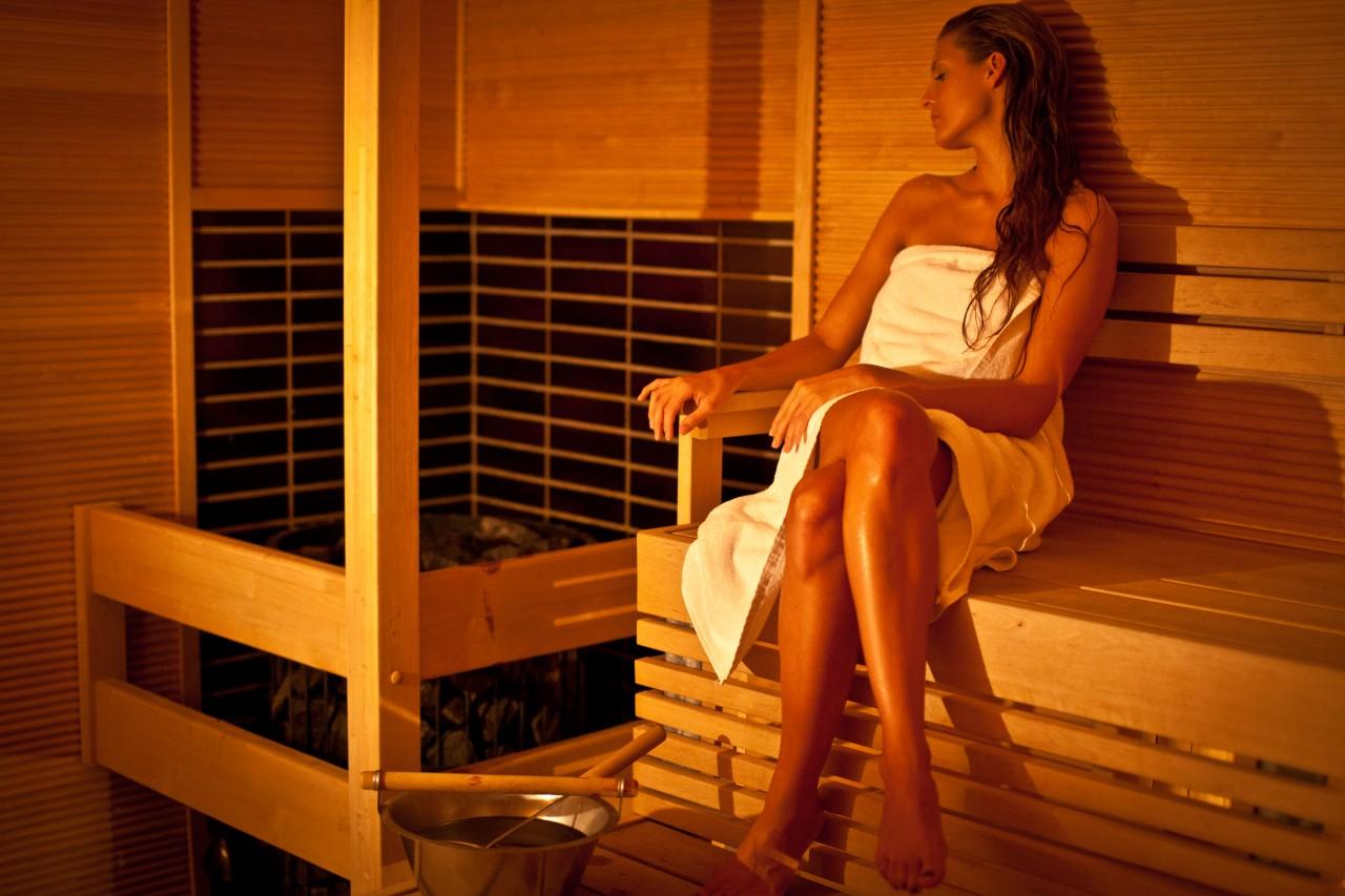 from Kaden naked family sauna photos