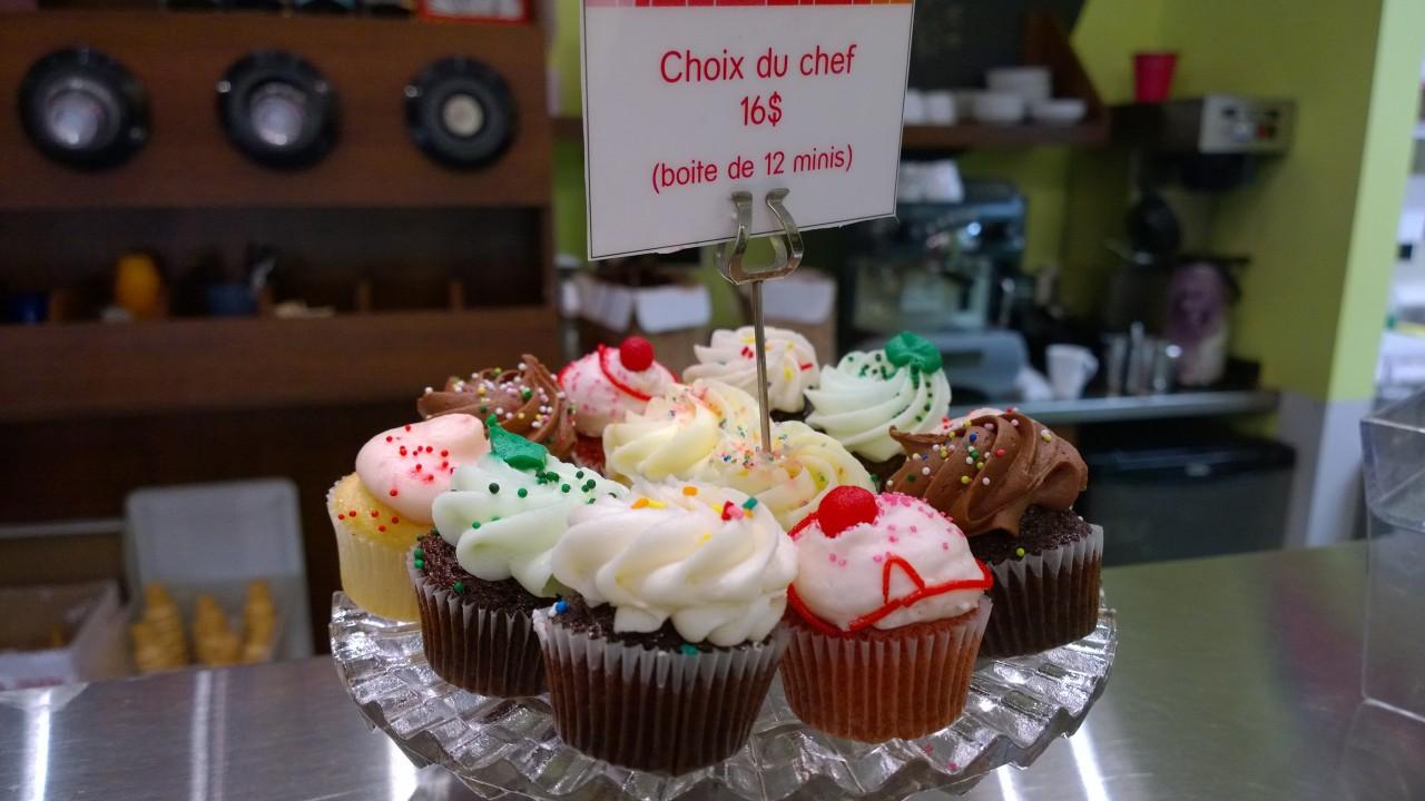 Les Glaceurs cupcakes