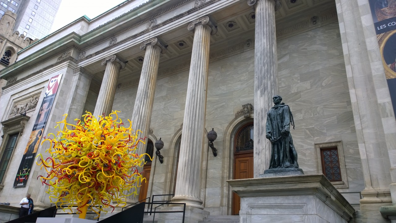 Montreal Museum